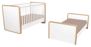 CasaBaby Βρεφικό Κρεβάτι Venere