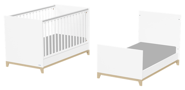 CasaBaby Βρεφικό Κρεβάτι Zoom