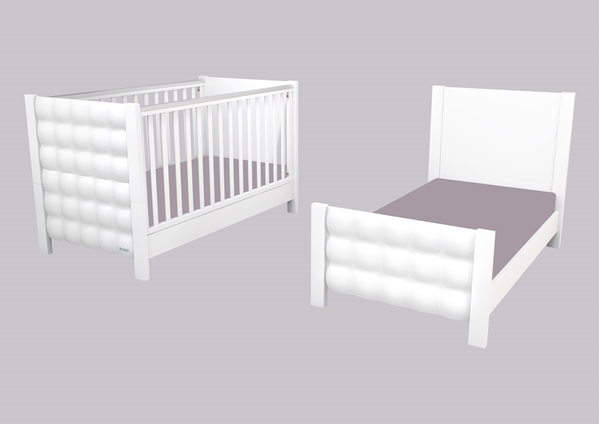 CasaBaby Βρεφικό Κρεβάτι Eden