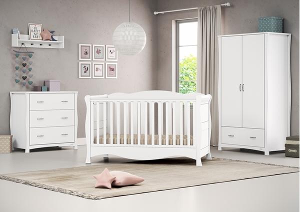 CasaBaby Βρεφικό Κρεβάτι Oxford