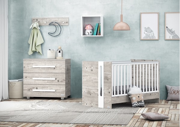 CasaBaby Βρεφικό Κρεβάτι Hugo