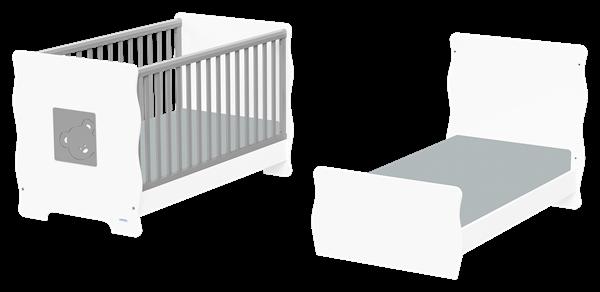 CasaBaby Βρεφικό Κρεβάτι Winnie
