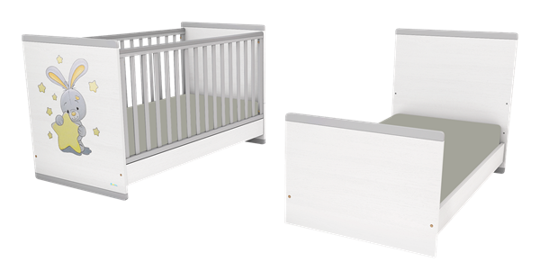 CasaBaby Βρεφικό Κρεβάτι Smart