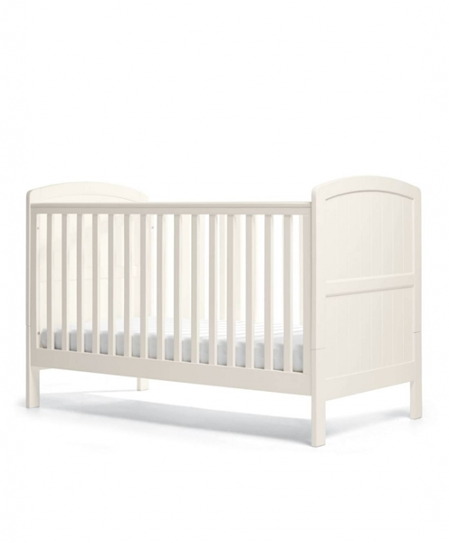 Mamas & Papas Βρεφικό Κρεβάτι Dover, White