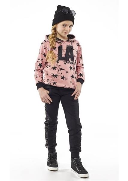 Εβίτα Fashion Σετ Φόρμας Κορίτσι LA California Ροζ