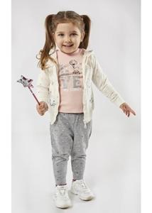 Εβίτα Fashion Σετ Φόρμας Baby 3τμχ Love