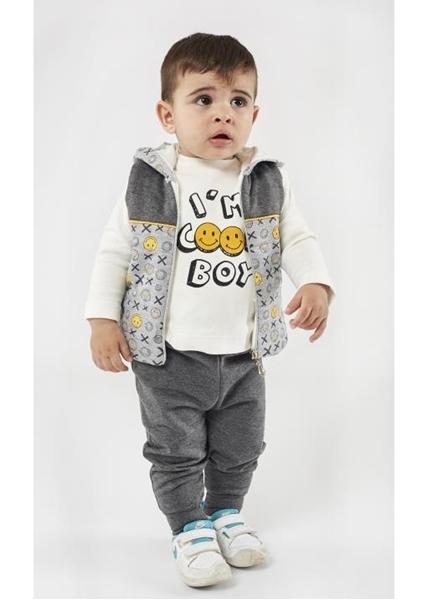 Hashtag Σετ 3 τμχ Φόρμα Baby Cool Boy