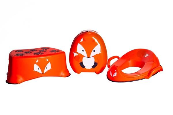 My Carry Potty Εκπαιδευτικό Καθισματάκι Τουαλέτας Fox
