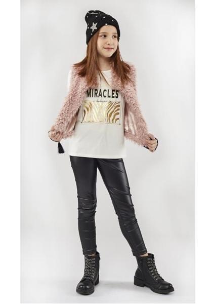Εβίτα Fashion Σετ Με Κολάν 3τμχ Miracle, Ροζ