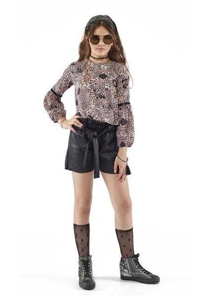 Εβίτα Fashion Σετ Σορτς Μπλούζα Ροζ