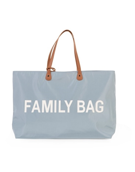 Childhome Τσάντα Family Bag Light Grey