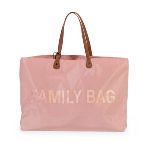 Childhome Τσάντα Family Bag Light Pink