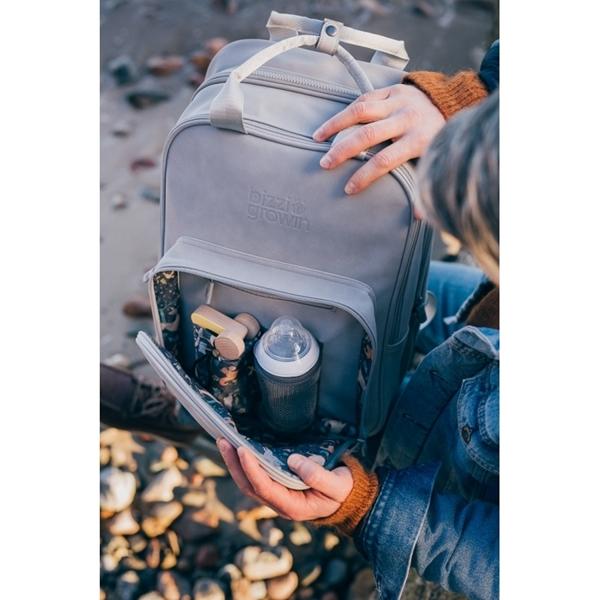 Bizzi Growin Vegan Leather RUCPOD Travel Crib