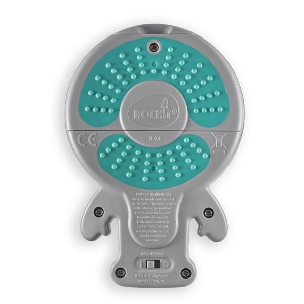 Rockit Zed Φορητή Συσκευή Δόνησης και Φωτάκι Νυκτός