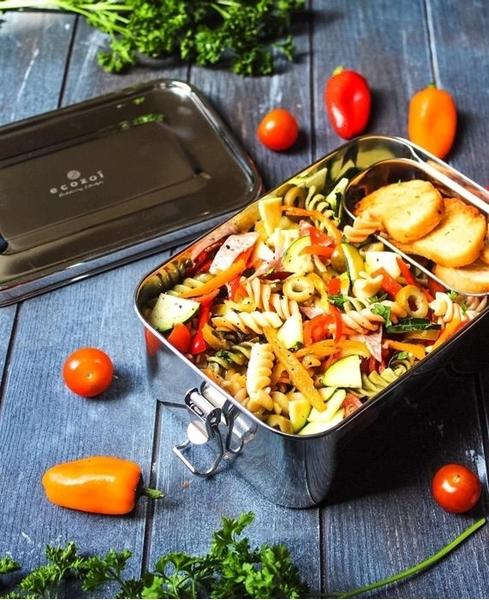 Ecozoi XLarge Lunch Box με Δοχείο