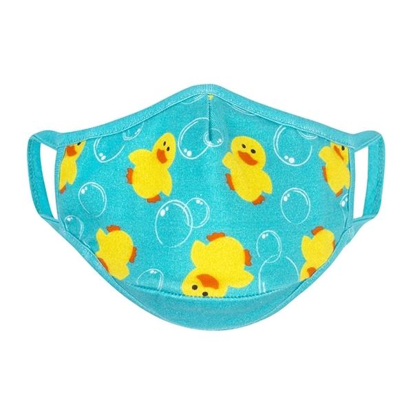 Zoocchini Σετ 3 Παιδικές Μάσκες – Duck Multi