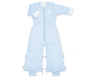 Bemini Magic Bag Υπνόσακος Pady Jersey Light Blue 3 Tog, 18-36 Μηνών