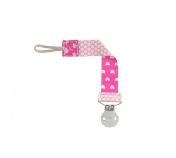 Chicco Κλιπ Πιπίλας Fashion Ροζ
