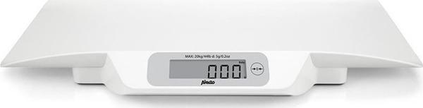 Alecto Ψηφιακή Ζυγαριά για Μωρά BC-30