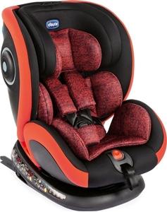 Chicco Κάθισμα Αυτοκινήτου Seat 4 Fix Poppy Red 0-36kg