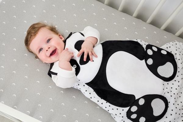 Bizzi Growin Υπνόσακος 2.5 tog Χειμωνιάτικος 6-18 μηνών Panda