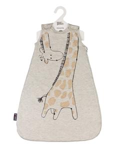 Bizzi Growin Υπνόσακος 2.5 tog Χειμωνιάτικος 0-6 μηνών Melvin Giraffe