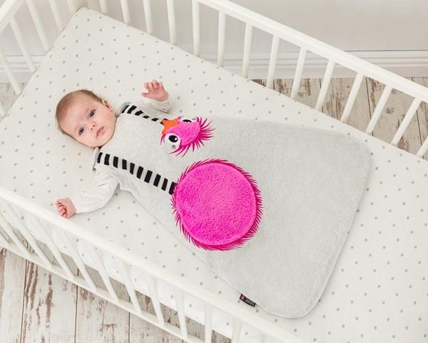 Bizzi Growin Υπνόσακος 2.5 tog Χειμωνιάτικος 6-18 μηνών Mary The Ostrich