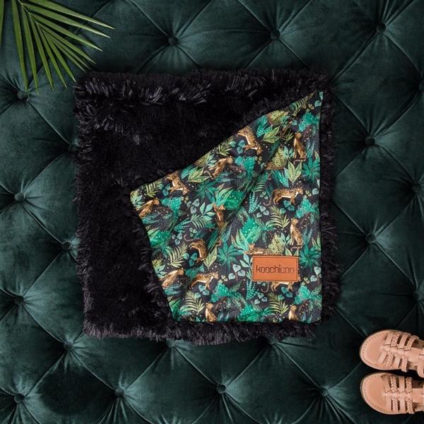 Bizzi Growin Απαλή Κουβέρτα Koochicoo, Jungle Roar