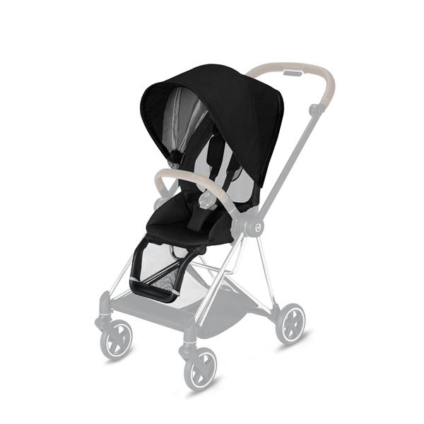 Cybex Κάθισμα Καροτσιού Mios Seat Pack, Deep Black