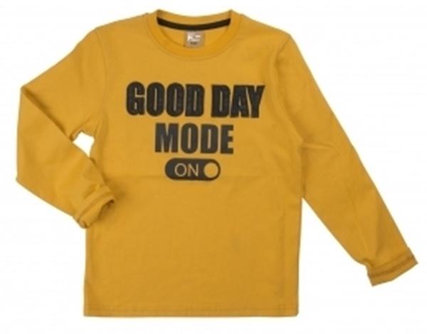 Funky Μπλούζα Για Αγόρι Mood On, Κανελί