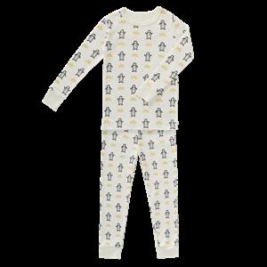 Fresk Πυτζάμα από 100% Οργανικό Βαμβάκι Pinguin 4 ετών
