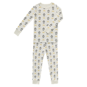 Fresk Πυτζάμα από 100% Οργανικό Βαμβάκι Pinguin 6 ετών