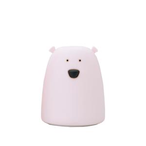 Rabbit & Friends Φωτάκι Mini Bear Pink