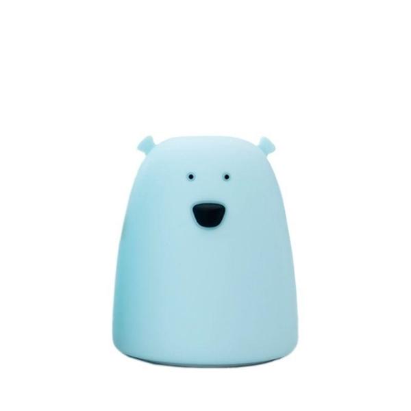 Rabbit & Friends Φωτάκι Mini Bear Blue
