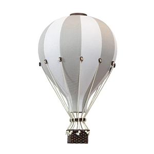 SuperBalloon Διακοσμητικό Αερόστατο Grey medium