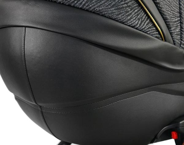 Bexa Καρότσι 2 σε 1 Ideal 2020, Gold Grey ID02
