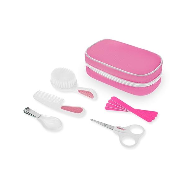 Akuku Care Kit - Σετ Περιποίησης Pink