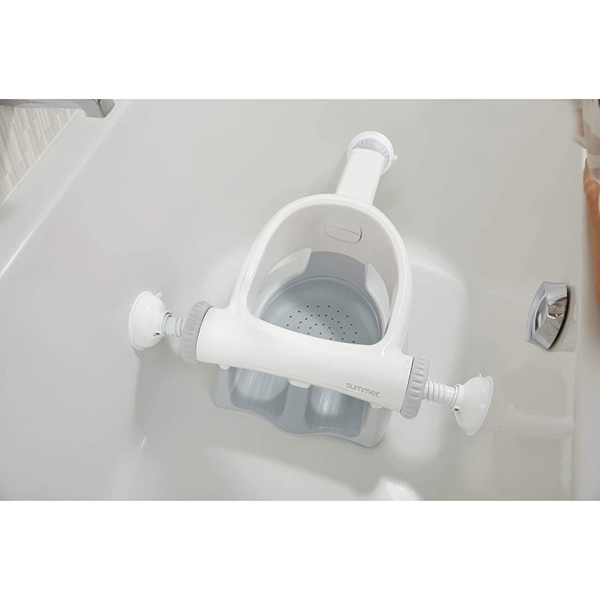 Summer Infant Κάθισμα Μπάνιου My Bath Seat Grey