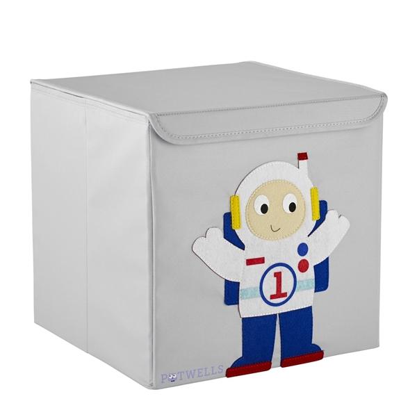 Potwells – Κουτί Αποθήκευσης Αστροναύτης 33x32x32cm