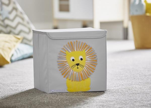 Potwells – Κουτί Αποθήκευσης Λιοντάρι 33x32x32cm