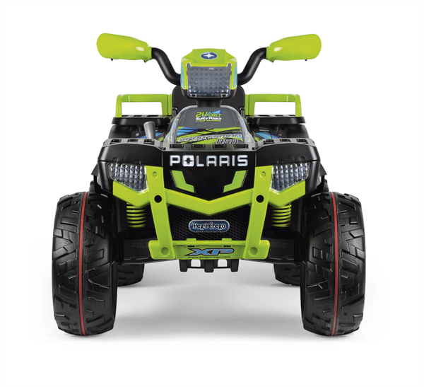 Peg Perego Hλεκτροκίνητο Polaris Sportsman 850 Lime 24V