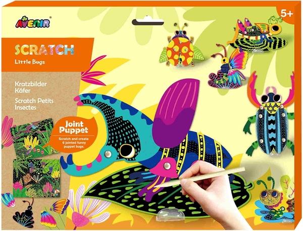 Avenir - Scratch Puppets, Bugs