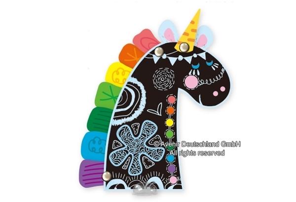 Avenir - Scratch Puppets, Unicorns