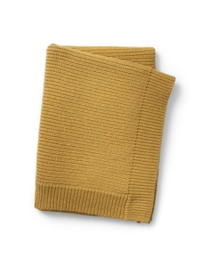 Elodie Details - Κουβέρτα Wool Knitted Knitted Gold