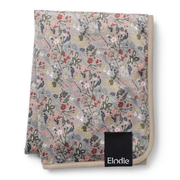 Elodie Details - Κουβέρτα Pearl Velvet Vintage Flower