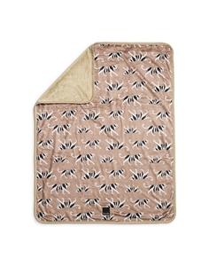 Elodie Details - Κουβέρτα Pearl Velvet White Tiger Warm Sand