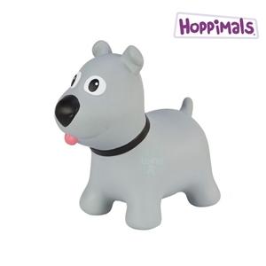 Hoppimals Φουσκωτό Χοπ Χοπ, Γκρι Σκύλος