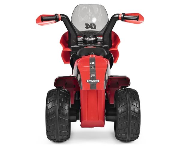 Peg Perego Μπαταριοκίνητη Μηχανή Ducati Desmosedici Evo 6V
