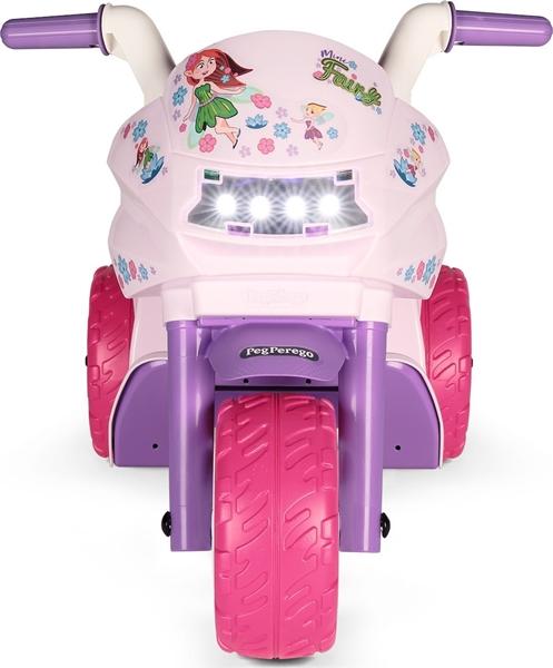 Peg Perego Ηλεκτροκίνητη Μηχανή Mini Fairy 6V