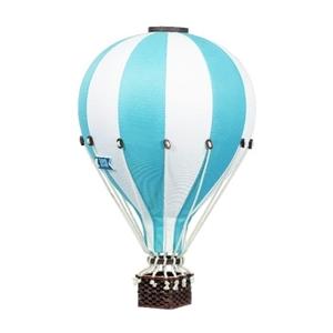 SuperBalloon Διακοσμητικό Αερόστατο Blue medium